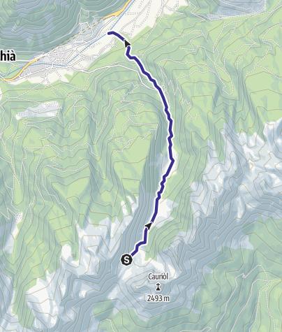 Karte / Rio Sadole