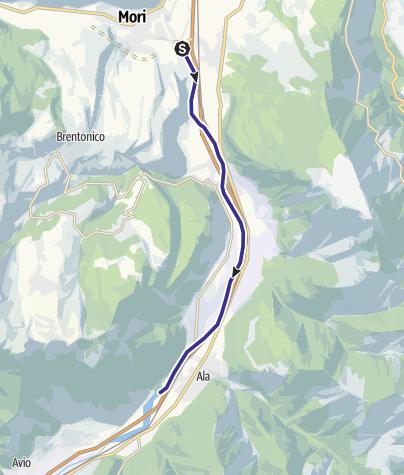 Mappa / Fiume Adige B