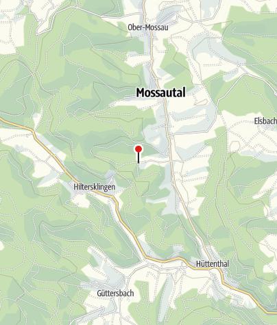 Karte / Zigeunerstock