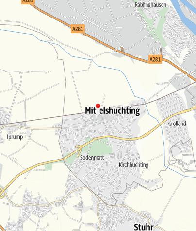 Karte / Japanische Kampfkunst in Bremen - Ninjutsu Training
