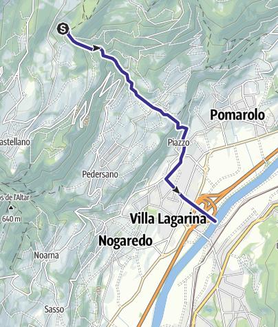 Karte / Rio Molini R
