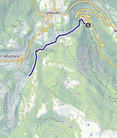 Karte / Torrente Astico S