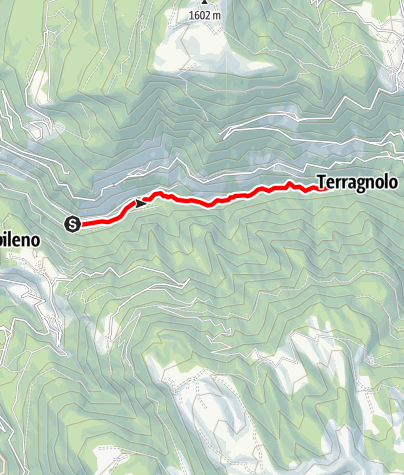 Map / Torrente Leno NKE
