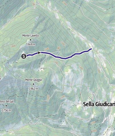 Karte / Rio Roldone H1