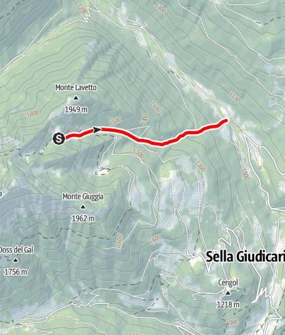 Map / Rio Roldone H1