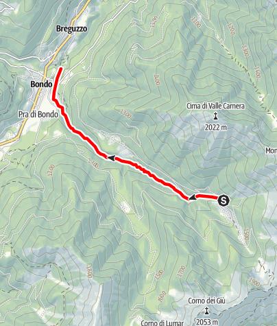 Map / Torrente Fiana Z