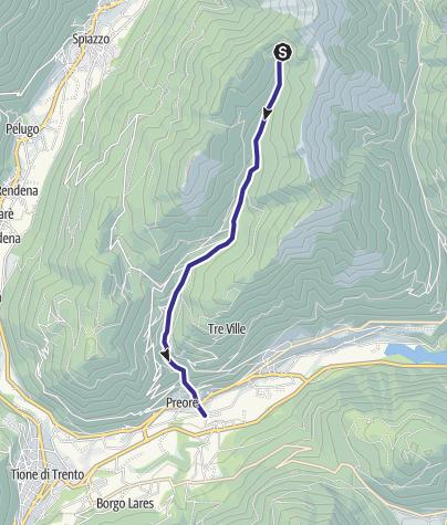 Karte / Rio Manez Z