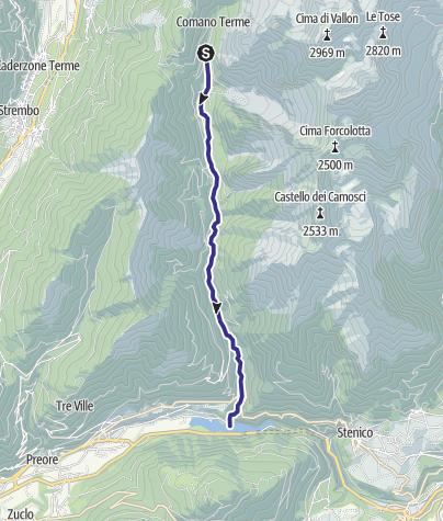 Map / Rio Algone R