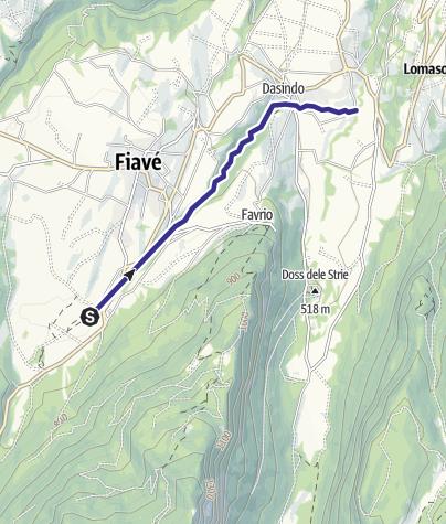Karte / Rio Carrera O