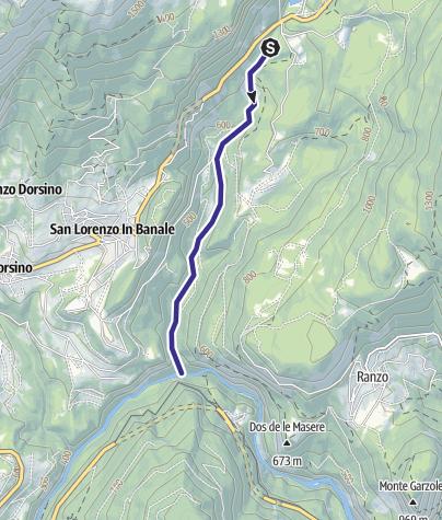 Mappa / Torrente Bondai Z