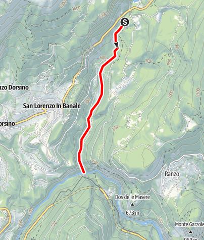 Map / Torrente Bondai Z