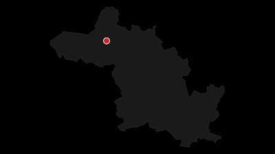 Karte / Pfänderbahn Bergstation - Höhenweg nach Scheidegg