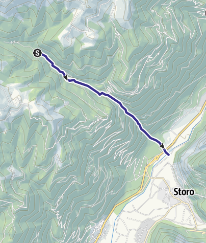 Map / Torrente Sorino C