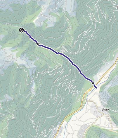 Mappa / Torrente Sorino C