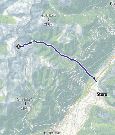 Map / Torrente Sorino E