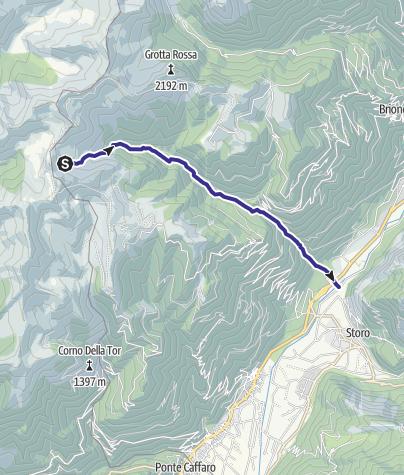 Mappa / Torrente Sorino E