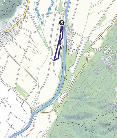 Karte / Fossa di Darzo C