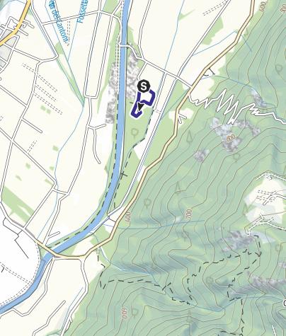 Mappa / Laghetto Roversela G