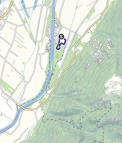 Map / Laghetto Roversela G