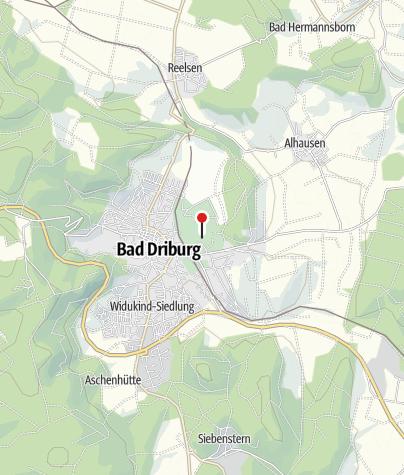 Karte / Day Spa im Gräflichen Park