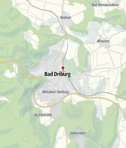 Karte / Kino Bad Driburg
