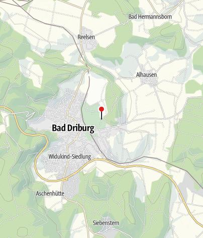 Karte / Therapiezentrum im Gräflichen Park
