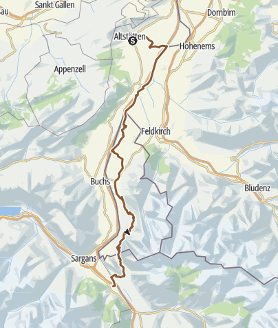 Map / 2-Country Bike