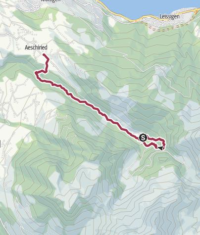 Karte / Suldtal – ein wildes Kleinod