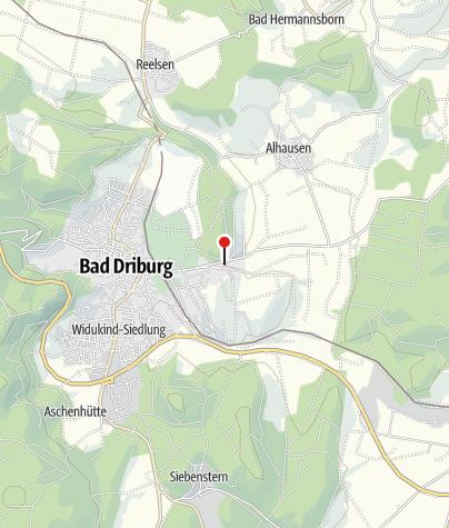 Karte / Freizeitbad Bad Driburg