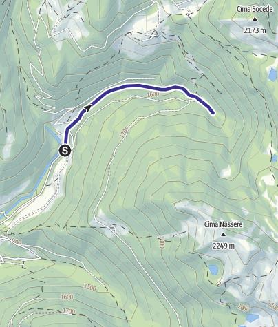 Karte / Torrente Maso C