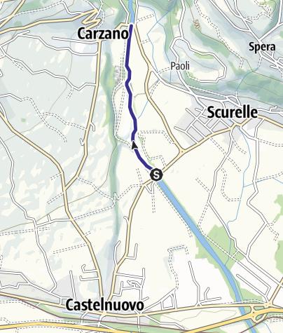 Mappa / Torrente Maso Z