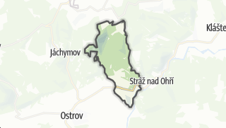 מפה / Krásný Les