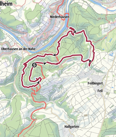 Map / Vitaltour Geheimnisvoller Lemberg