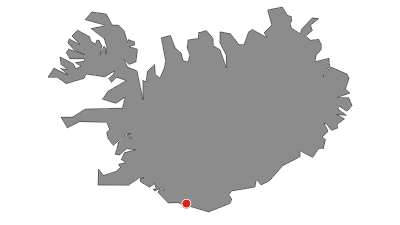 Karte / Laugavegur und Fimmvörðuháls - Trekkingtour von Skógar nach Landmannalaugar