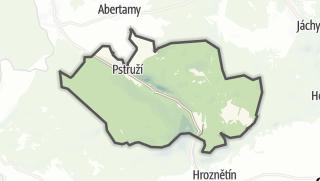 Karte / Merklín