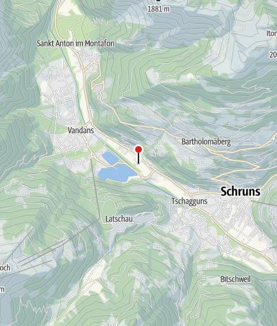Karte / Chalet Rauscher