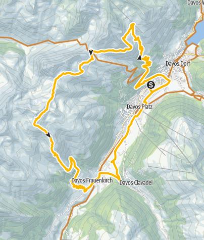 Map / 646 Chörbschhorn
