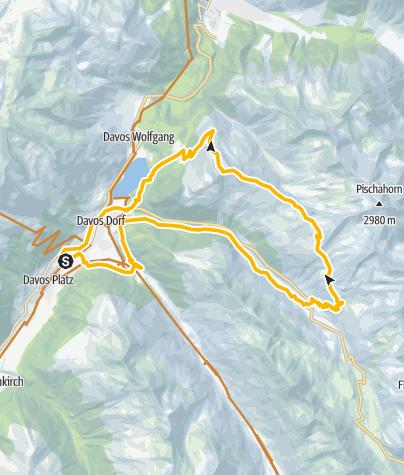 Map / 645 Pischa