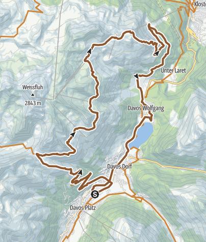 Map / 332 Parsenn
