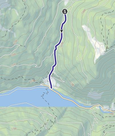 Cartina / Rio Coldosè B1
