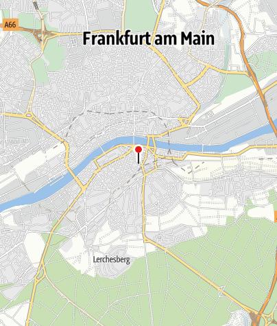 Karte / BETRIEBSAUSFLUG: VON FRANKFURT NACH MÖRFELDEN