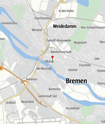 Karte / Bremen
