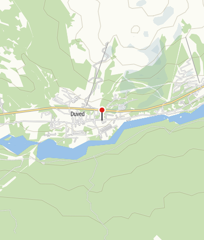 Karte / Duved