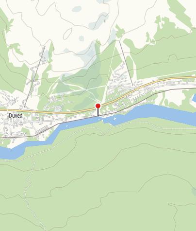 Karte / Karolinervägen