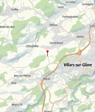 Map / Village Suisse