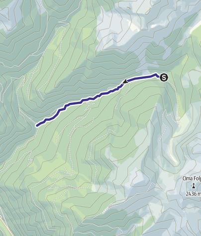 Mappa / Rio Valsorda B7