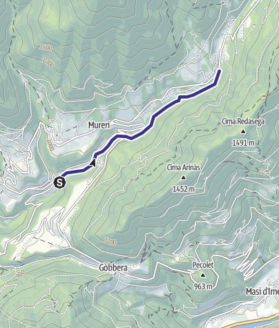 Karte / Torrente Lozen C2