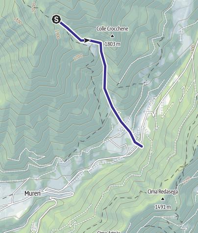 Mappa / Rio Folga C5