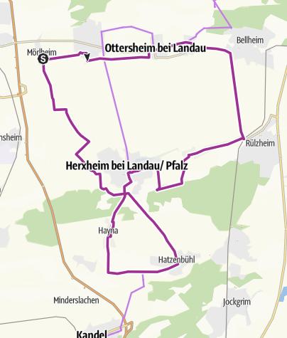 Karte / Tabaktour