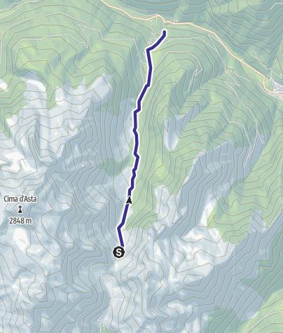 Cartina / Rio Regana E
